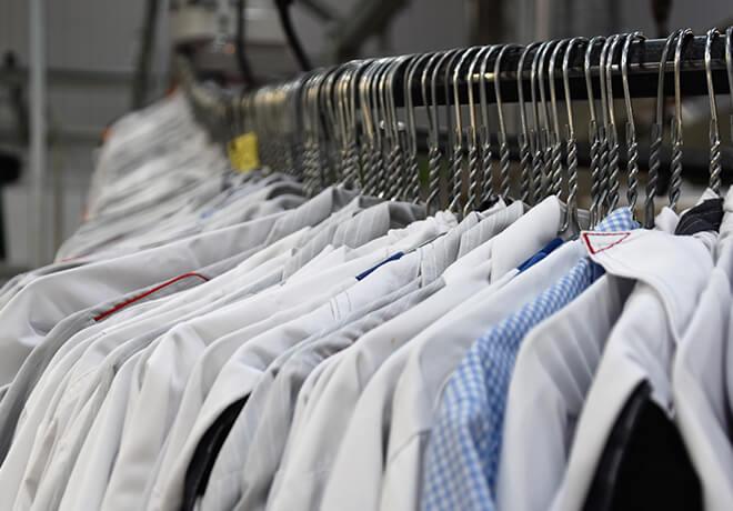 Our Services Left Shirts